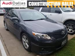 Used Toyota Camry For Sale Dallas, TX - CarGurus