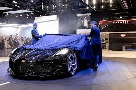 Bugatti la voiture noire price. Meet The Designer Of The 19m Bugatti La Voiture Noire The World S Most Expensive New Car Abc News