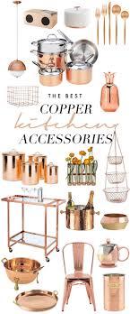 Copper Kitchen Decorations 25 Best Ideas About Copper Kitchen Decor On Pinterest Copper