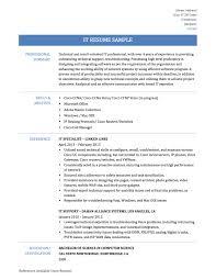 Information Technology Director Resume Information Technology Resume Template Word 24 Camelotarticles 19