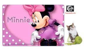 Skin laptop chuột mickey