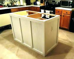 build your own kitchen island on wheels cabinets from building a out of ca diy with
