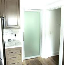 vintage glass pantry doors for interior farmhouse door unique ideas half style in