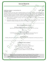 Teaching Assistant Resume Sample Lead Teacher Resume Daycare