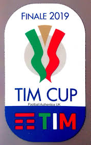 STILSCREEN COPPA ITALIA COCA COLA TIM CUP 2019-2020 BADGE TOPPA PATCH  Sporting Goods Team Sports