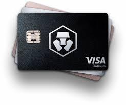 crypto visa card 8 card spend