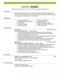 Free Templates For Resumes Best Of Free Resume Templates Smart Builder Cv Screenshot How To Make