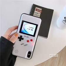 Ốp Lưng Tích Hợp Máy Chơi Game Cầm Tay Cho Iphone 7 / 7 Plus Iphone 8 / 8  Plus