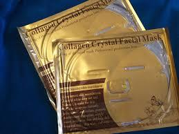 <b>Маска</b> для лица collagen <b>crystal</b> facial mask - купить по доступной ...