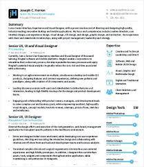 Resume Ui Ux Designer Pelosleclaire Com