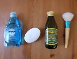 brushes step 4 some items you may already have at home can help you to clean your makeup clean