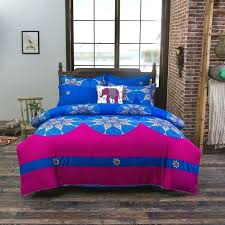 mandala comforter queen bohemian comforter bedding sets mandala duvet cover set winter pillowcase queen king size