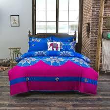 mandala comforter queen bohemian comforter bedding sets mandala duvet cover set winter pillowcase queen king size