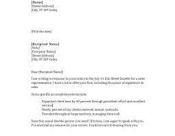 Sample Simple Cover Letter Sample Basic Cover Letter Examples Basic