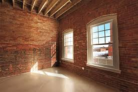 Awesome Loft Apartment Brick Pictures AWconsultingus - Warehouse loft apartment exterior