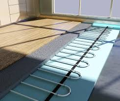 water based ufh