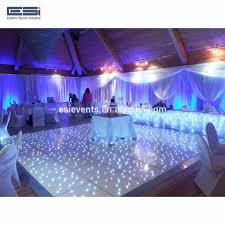 Esi Led Lighting Esi Led Light Up Dance Floor White Sparkle Dance Floor