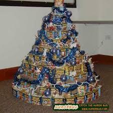 redneck christmas decorations   redneck spam christmas tree - Jokeroo