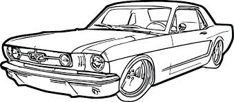 ford mustang coloring pages car for kids page cars to 65 co ford mustang coloring pages