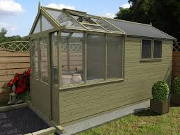 greenhouse garden shed plans