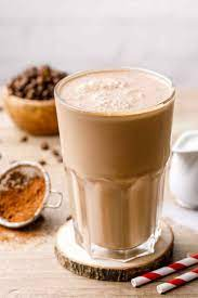 Low carb base liquid (e.g., coconut or almond milk) extra keto fats (e.g., mct oil, avocado, or almond butter) flavors (e.g., unsweetened cacao powder, berries, vanilla extract) Mocha Frozen Latte Keto Shake For Energy Keto Pots