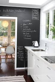 Kitchen Chalkboard Wall 17 Best Ideas About Kitchen Chalkboard Walls On Pinterest Kids