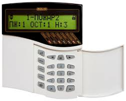 контроля и управления охранно пожарный СМ Пульт контроля и управления охранно пожарный С2000М