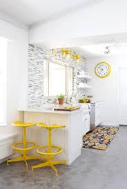 White Kitchen Wall Clocks 17 Best Ideas About Yellow Wall Clocks On Pinterest Yellow