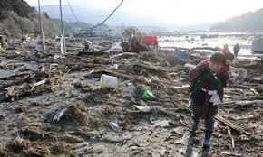 Earthquake off the coast of a magnitude 6.8 earthquake struck off the northwest coast of japan, triggering a tsunami advisory. Japan Tsunami And Earthquake Saturday 12 March Part One World News Theguardian Com