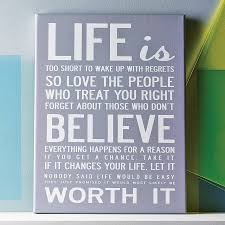 featured photo of inspirational quotes canvas wall art on inspirational quote canvas wall art with 2018 popular inspirational quotes canvas wall art