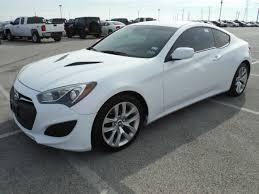 hyundai genesis 2014 white. Beautiful 2014 2014 Hyundai Genesis Coupe In White 2