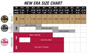 New Era Malasyia Online New Era Size Chart