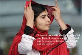 Malala Quotes Stunning Strong Girl Malala Yousafzai Karla Akins