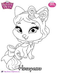 Small Picture Princess Palace Pets Coloring Page of Lapis SKGaleana Princess