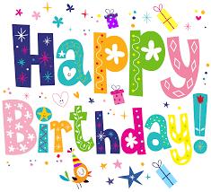 happy birthday cute png transpa clip art image