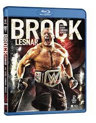 Amazon WWE Brock Lesnar Eat. Sleep. Conquer. Repeat. Blu.