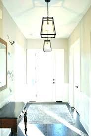 lantern foyer light lights new pendant for entryway lighting ideas lamps