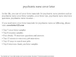 Registered Nurse Resume Cover Letter Nurses Resume Cover Letter ...