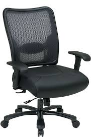 office star big man s professional leather seat with 400 lbs capacity