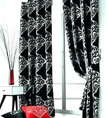 black and white patterned curtains – goamericanews.info