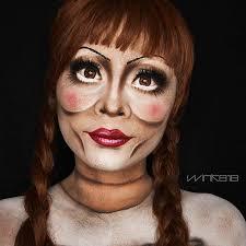 creepy doll makeup for best makeup ideas
