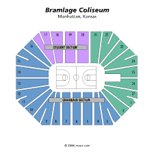 K State Basketball Seating Chart Tickets Kansas State Wildcats Mens Basketball Vs Florida