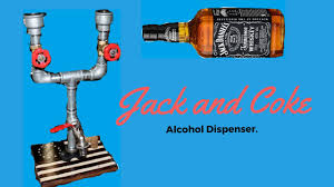 Jack And Coke Alcohol Dispenser Youtube