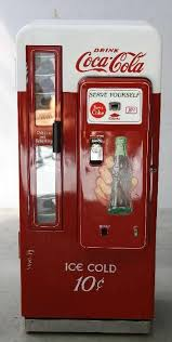 Coke Polar Bear In Bottle Vending Machine Cool I Would Love To Have One Of These Coca Cola Pinterest Coca
