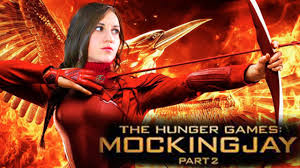 the hunger games mockingjay part 2 review spoilers
