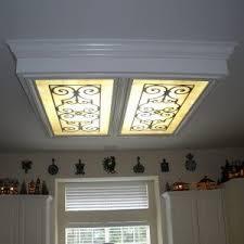 Beautiful Decorative Fluorescent Light Cover Panels