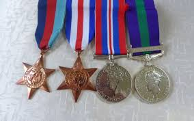 Un Medals Chart Could I Afford To Retire Early If I Sell My Uncles War Medals