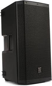 sound system speakers. electro-voice zlx-12p 1000w 12\ sound system speakers
