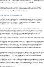 Rapport fra arbeidsgruppe i medisin: Gjennomgang av eksamen i medisin - PDF  Free Download