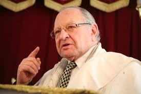 """Rabbi Allan Smith, z""""l — Congregation Beth Israel"""